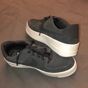 Nike Platform Air Force